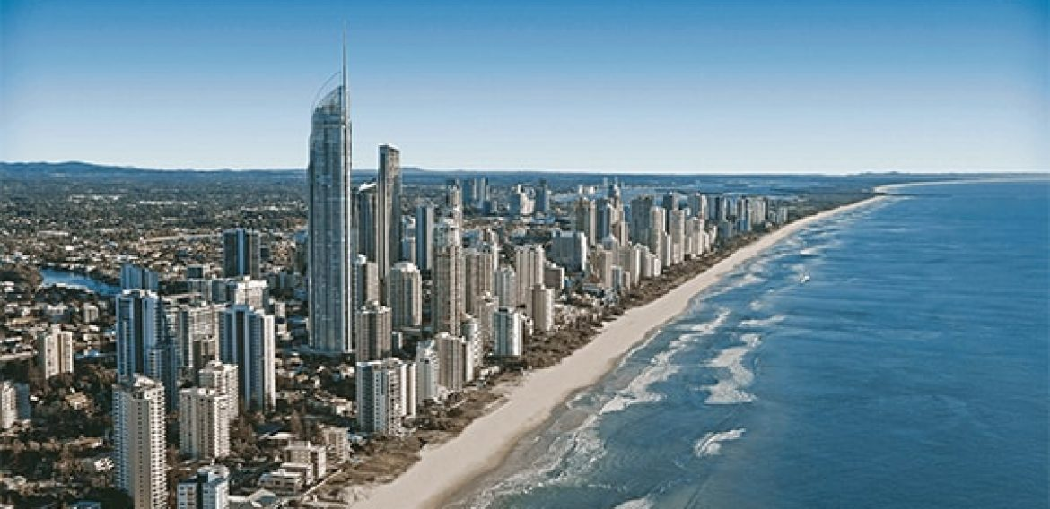 LIVING IN THE GOLD COAST