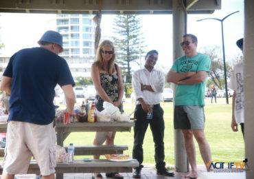 The ACIT & IFTV Beach Barbecue!
